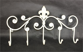 5 Hook Wall Rack -home-decor-Tessa Mae's with Attitude | Gifts and Homewares | Mapua NZ
