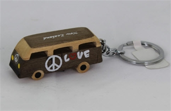Keyring Campervan-gift-ideas-Tessa Mae's with Attitude | Gifts and Homewares | Mapua NZ